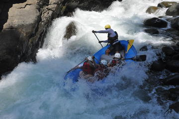 El Chorro Whitewater Rafting on the...