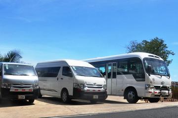 One-Way Private Transfer from Puerto Jiménez to Quepos - Manuel Antonio