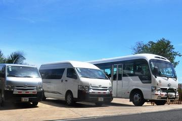 One-Way Private Transfer from Quepos - Manuel Antonio to La Fortuna