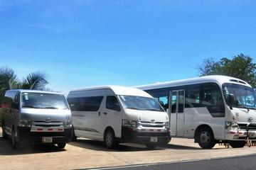 One-Way Private Transfer from Quepos - Manuel Antonio to the Sierpe