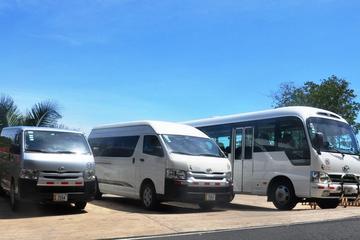 One-Way Private Transfer from San José to Quepos - Manuel Antonio