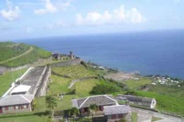 Brimstone Hill Fortress Half-Day Tour with Beach Visit