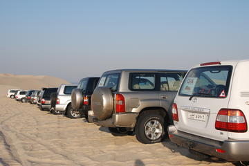Desert Safari with Overnight Camping...