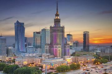 Warsaw Palace of Culture and Science...