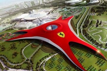Abu Dhabi-Stadtbesichtigung mit Ferrari World und Große Moschee ab...