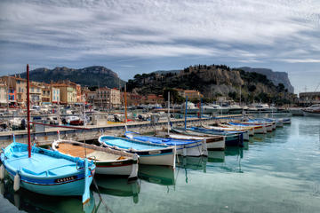 Best of Cassis Half-Day Electric Mountain Bike Tour