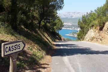 Excursion sur le bord de mer de Marseille: visite en vélo...