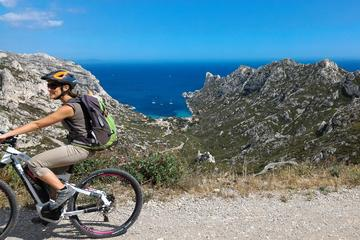 Marseille Shore Excursion: Calanques National Park by Electric Mountain Bike