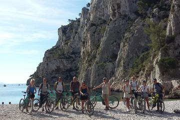 Marseille Shore Excursion : Half Day Cassis Electric Mountain Bike Tour