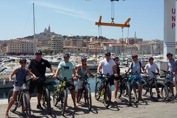 Marseille Shore excursion : Urban Electric Bike Tour of Marseille