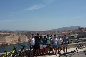 Urban Electric Bike Tour of Marseille
