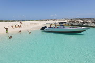 St Maarten Private Boat Charter