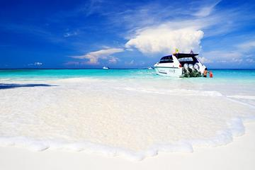 Phi Phi Island Day Trip by Speedboat from Phuket including Buffet...