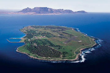 Robben Island and Table Mountain: Day Tour from Cape Town