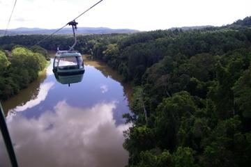 Excursion d'une journée, téléphérique pour Skyrail Rainforest, depuis...