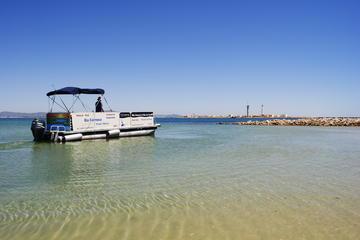 Katamaran-Tour nach Ria Formosa ab Faro