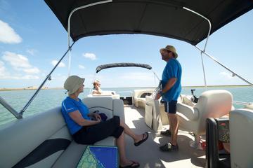 Viagem de catamarã para Ria Formosa saindo de Faro