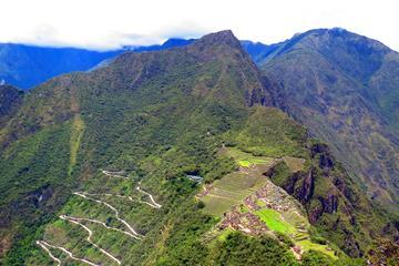 Huayna Picchu and Machu Picchu Day...