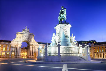 Private Shore Excursion - Lisbon or...