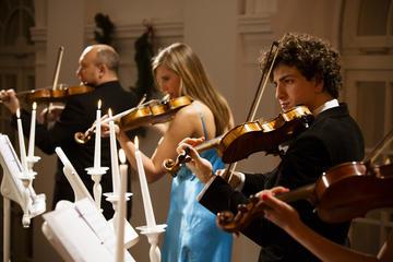 Concerto da Berlin Residence Orchestra no Dia de Ano Novo no Palácio...