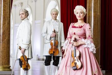 """Concerto """"Una serata al castello di"""