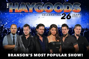 Book Branson Show - The Haygoods on Viator