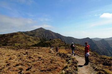Excursão de caminhada ao Pico da Vara