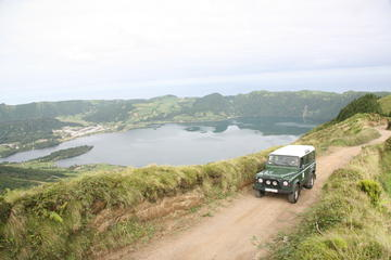 Sete Cidades Jeep Tour from Ponta...