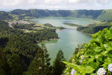 Walking Tour: Sete Cidades from Ponta...