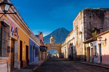 Excursión de 5 días en Guatemala