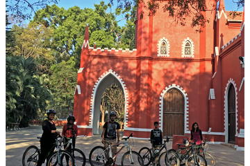 Bicycle Across Bangalore's Colonial Churches