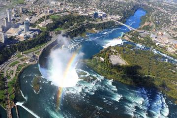 Book Niagara Falls Grand Helicopter Tour on Viator