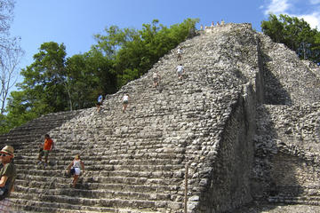 Coba and Tulum Day Tour from Playa del Carmen