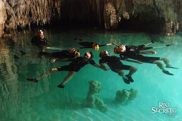 Rio Secreto From Cancun