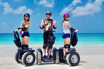 Cayman Islands Seven Mile Beach Segway Tour