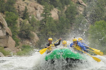 Book Browns Canyon National Monument Whitewater Rafting on Viator