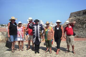 Excursão terrestre: excursão turística na cidade de Cartagena