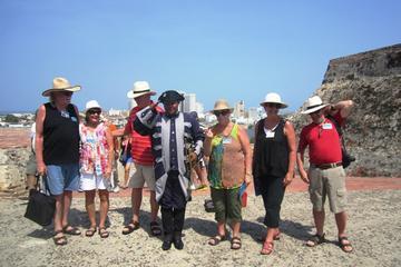Excursión por la costa: Visita por la ciudad de Cartagena