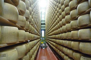 ミラノのイタリア料理谷とフェラーリ博物館の経験(小グループツアー)