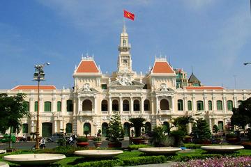 Ho Chi Minh City Tour Including
