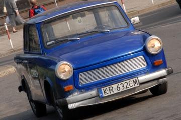 Excursão de meio dia por Cracóvia em um Trabant