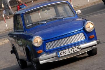 Krakow-halvdagsutflykt i Trabant
