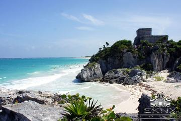 Amazing Tulum, Coba, Playa del Carmen and Cenote from Cancun