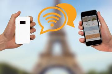 4G Wifi Rental in La Rochelle