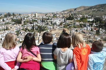 Spanish Classes for Families in Granada