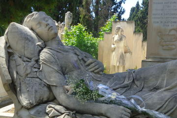 First Cemetery of Athens Walking Tour