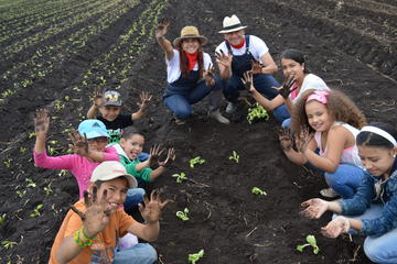 Colombia Educational Tour: Sustainable Farming