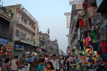 New Delhi Walking Tour: Explore the Streets and City Life