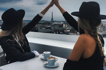Paris Walking Tour: Discover the Iconic Cafes of Paris