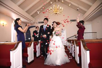 Huwelijksceremonie in Las Vegas bij A ...